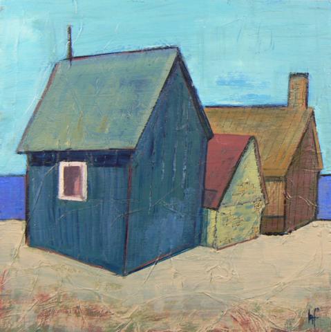 painting - Helen Forrest - artist
